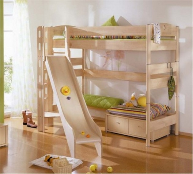 awesome bunk bed plans