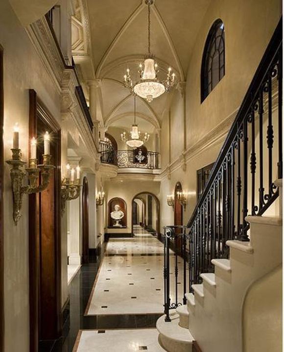 Stunning 21 Classic Hallway Decorations 580 x 718 · 159 kB · jpeg