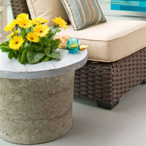Side table or planter?