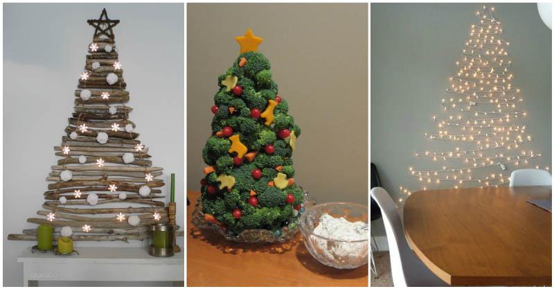 homemade-christmas-trees