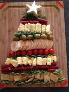 Christmas platter 1