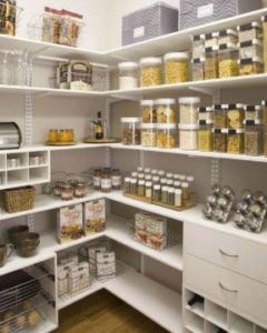 Kitchen pantry ideas 1
