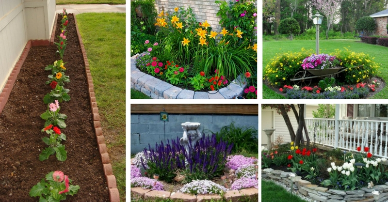 ... Garden Ideas For Small Flowers. Outdoor Design