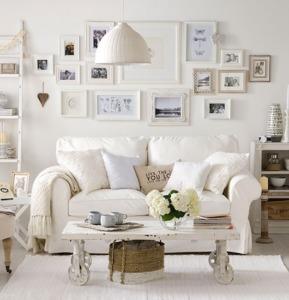 Snow-white space