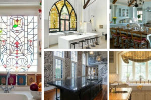 14 Fascinating Kitchen Windows. # 7 Is To Die For.