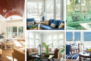 12 Jaw-Dropping Coastal-Inspired Sunrooms