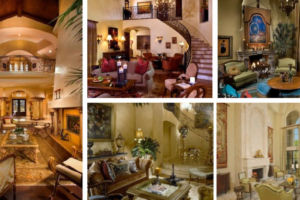 12 Magnificent Mediterranean Living Rooms To Leave You Spellbound