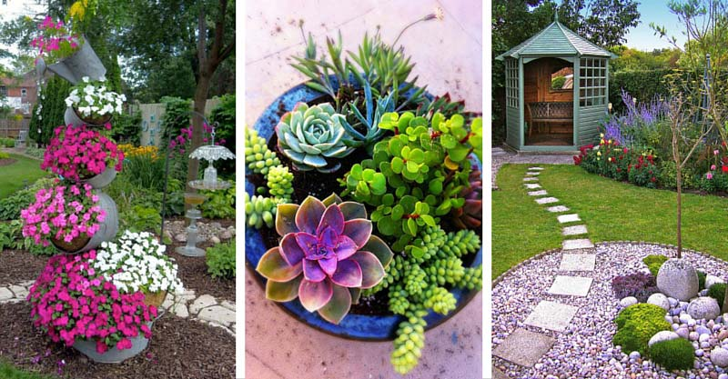 12 Gorgeous Garden Ideas
