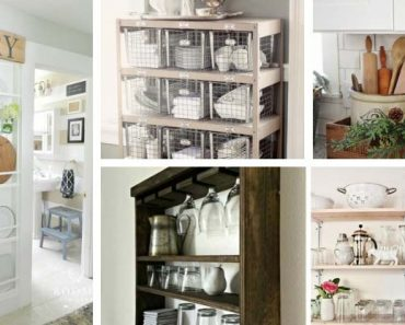 Farmhouse Organization