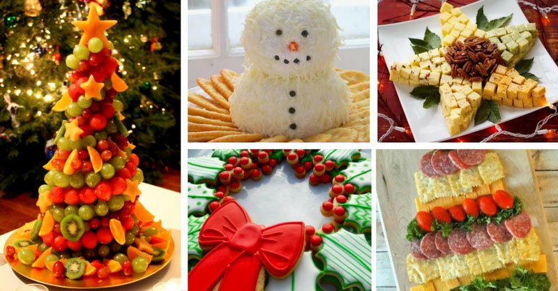 20 Christmas Appetizers