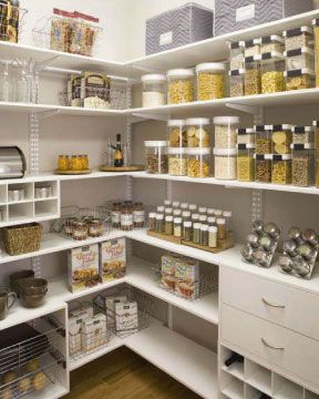 Organize Kitchen Pantry Ideas