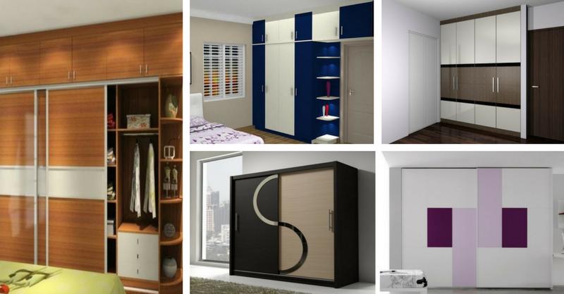 12 Lovely Bedroom Cupboard Design Ideas