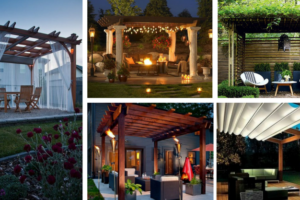 Your Garden Will Looks More Inviting With These Pergola Designs