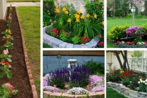 Small Flower Garden IdeasF-5